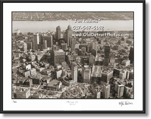 Click on this image to view Old Detroit Vintage Photo Print Photo Gallery #2.