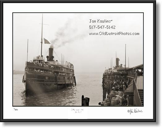 WESTERN STATES D&C Great Lakes Steamer photo