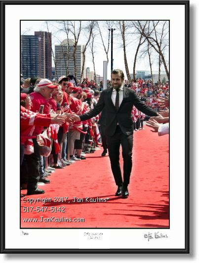 Click on this image to see an enlarged view of CAPT. ZETTERBERG Last walk into The Joe photo.
