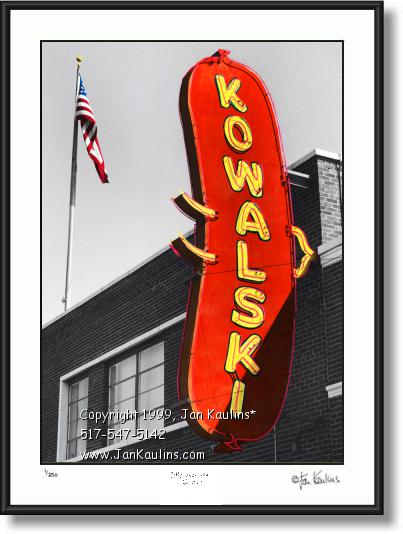 Click on this image to see an enlarged view of KOWALSKI SAUSAGE Hamtramck photo picture .