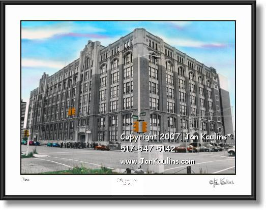 CASS TECH picture photo  CASS TECH HIGH photo