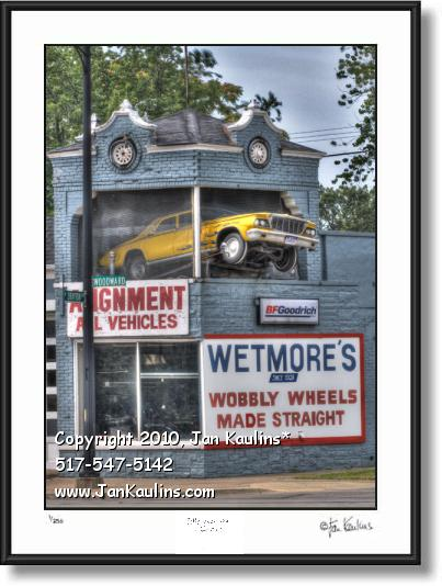 Click on this image to see an enlarged view of WETMORE'S Ferndale picture photo art print.