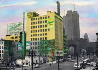 Click on this image to see an enlarged view of VERNORS PLANT photo picture VERNOR'S DETROIT.