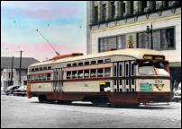 Click on this image to see an enlarged view of Detroit Streetcar Old Vernors Plant picture photo.