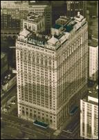 Click on this image to see an enlarged view of BOOK CADILLAC Hotel photo Detroit Book-Cadillac.