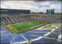 Uofm Michigan Stadium Ann Arbor Photo Gallery Jan
