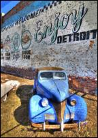 Detroit photo art detroit art print gallery 3 jan for Enjoy detroit mural